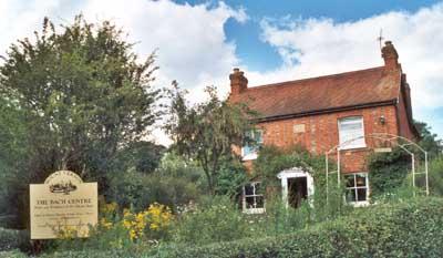 La maison du Dr Bach à Sotwell