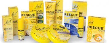 Rescue Remedy – Remède d'urgence