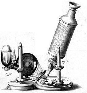 Microscope de Hooke